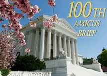 100th Amicus Brief