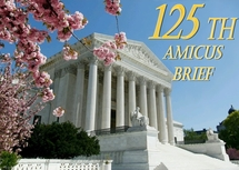 125th Amicus Brief